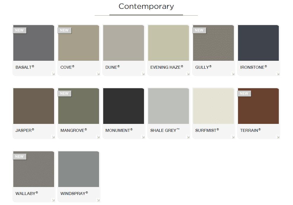 Guest Blog from Kara – Exterior Palettes